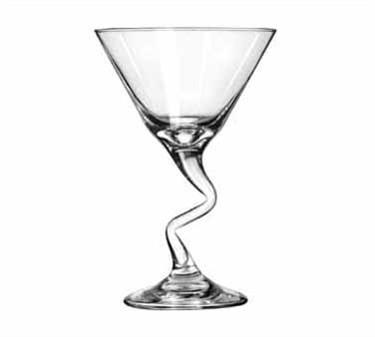Libbey Glass 37799 Z-Stems 9-1/4 oz. Martini Glass