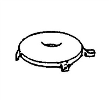 Franklin Machine Products  206-1205 New Style Bowl Lid