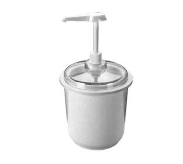 Franklin Machine Products  150-6006 Lid, Crock (with Opening F/Pump )