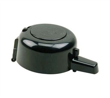 Lid, Pump (Eco-Air, Black)