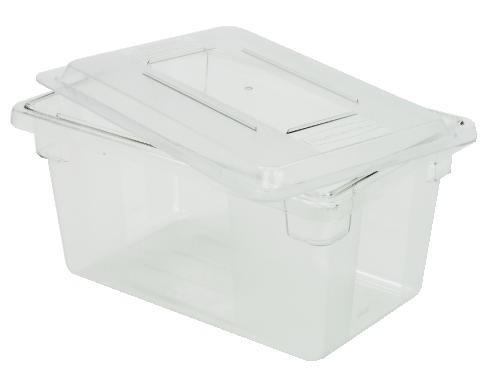 Lid fits 3304, 3307, 3309 Cartons, Clear
