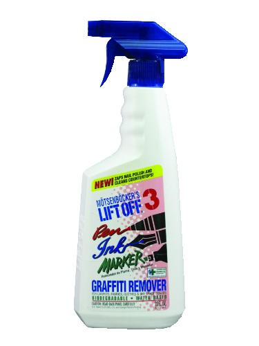 Lift Off #3 Ink & Graffiti Remover Spray, 22 Oz