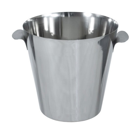 Lightweight Stainless Steel Wine Bucket