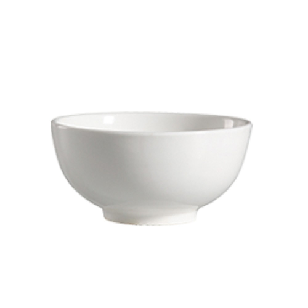 "CAC China 101-66 Lincoln 5"" Rice Bowl 10 oz."
