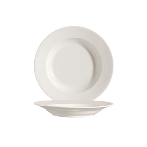 """CAC China 101-38 Lincoln 8"""" Rim Soup Plate"""