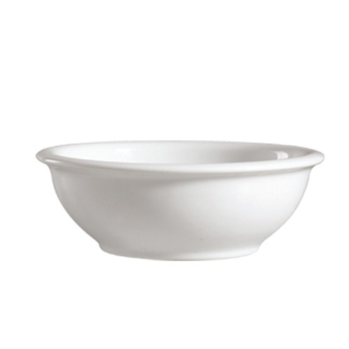 CAC China 101-210 Lincoln Casserole Bowl 64 oz.