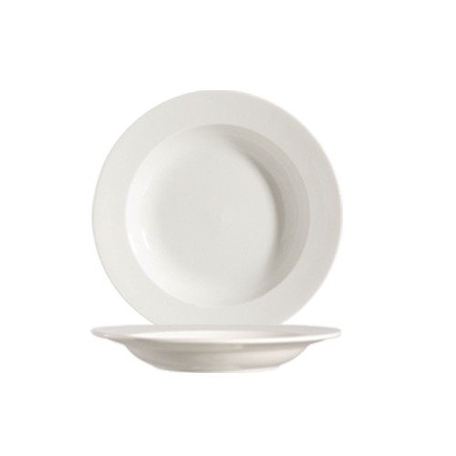 CAC China 101-115 Lincoln Soup Plate 12 oz.