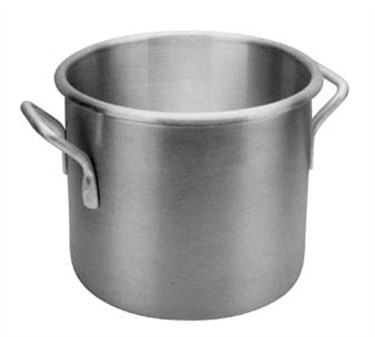 Lincoln Wear-Ever Aluminum 12 Qt. Stock Pot - 10