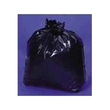 Low Density Can Liners, 40 x 46, Black