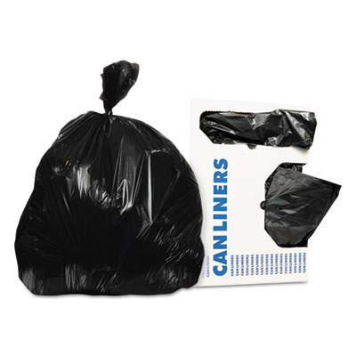 Linear Low-Density Can Liners, 30 gal, 0.5 mil, 30