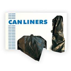 Liner-33X39-1.1Mil-Suphvy Bla-150/Pack