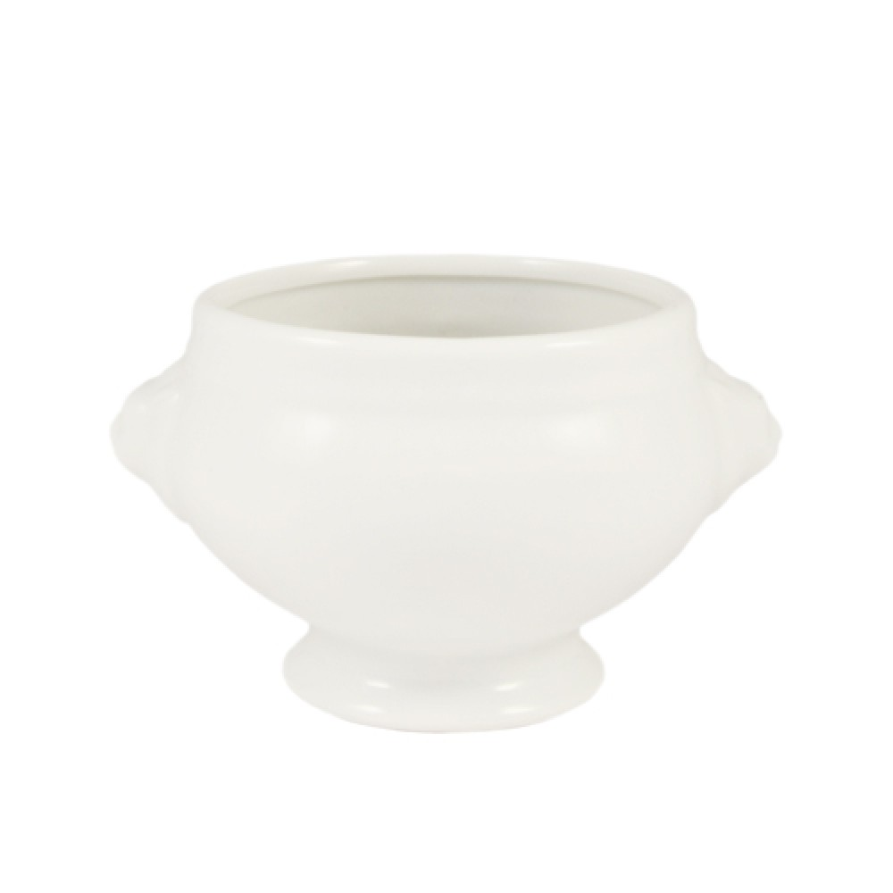 Lion Head Bouillon Soup Bowl 32oz.