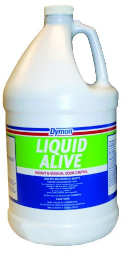 Liquid Alive Odor Digester, 1 Gallon Bottles