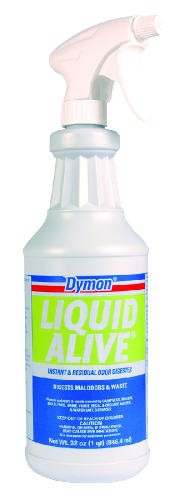 Liquid Alive Odor Digester Spray Bottle, 32 Oz