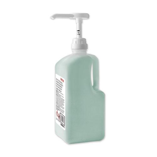 Liquid Hand Sanitizer, 80% Alcohol, Pump Bottle, 1 Gallon, 4/Case