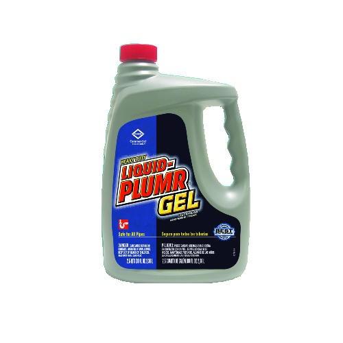 Liquid-Plumer Heavy Duty Clog Remover Bottle 80 Oz