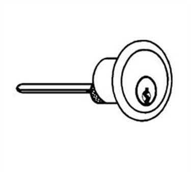 Franklin Machine Products  134-1051 Lock, Cylinder (Detex Alarm )