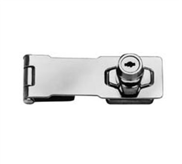 Franklin Machine Products  134-1025 Lock, Hasp (with Cylinder Lock )