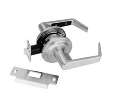 Franklin Machine Products  134-1130 Lockset (Lever Handle, Passage )