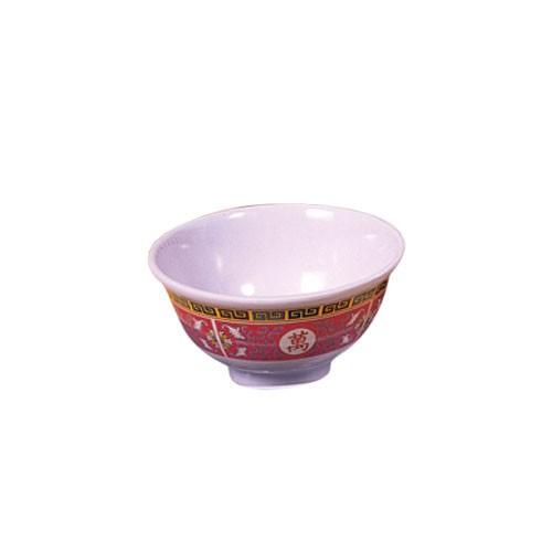 Longevity Melamine 5 Oz. Rice Bowl - 3-3/4
