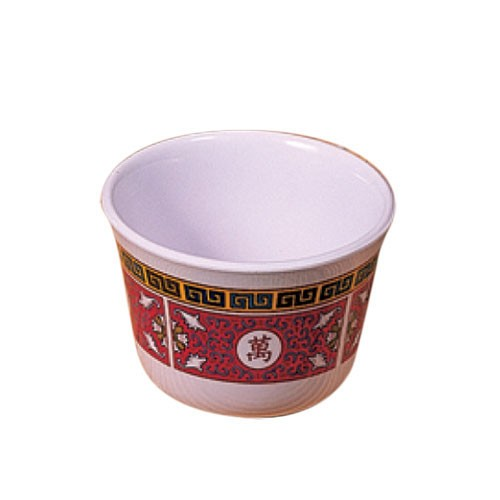 Longevity Melamine 5 Oz. Tea Cup - 3-1/8