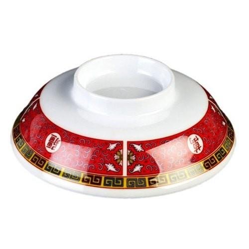 Longevity Melamine Rice/Noodle Bowl Lid - 5-1/4