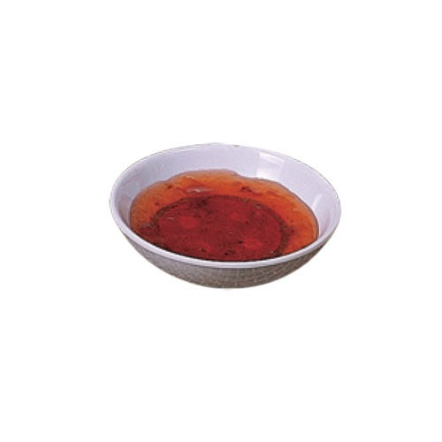 Thunder Group 1101TR Longevity Melamine Sauce Dish 1 oz.