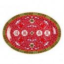 Longevity Oval Melamine Platter - 12