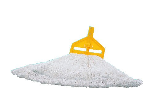 Looped End Finish Mop, Medium, 1