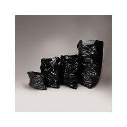 Low-Density Trash  Liners, 33gal, 23w x 10d x 39h, Black