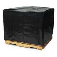 Low-Density Garbage Liners, 40w x 48h, Black