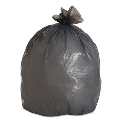 Low-Density Waste Can Liners, 30 gal, 0.95 mil, 30