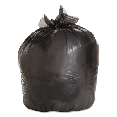 Low-Density Waste Can Liners, 33 gal, 0.5 mil, 33