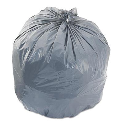 Low-Density Waste Can Liners, 33 gal, 1.1 mil, 33