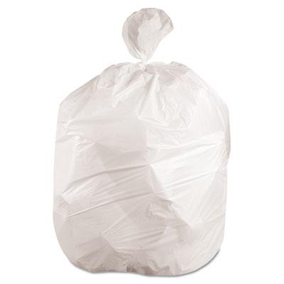 Low-Density Waste Can Liners, 56 gal, 0.6 mil, 43