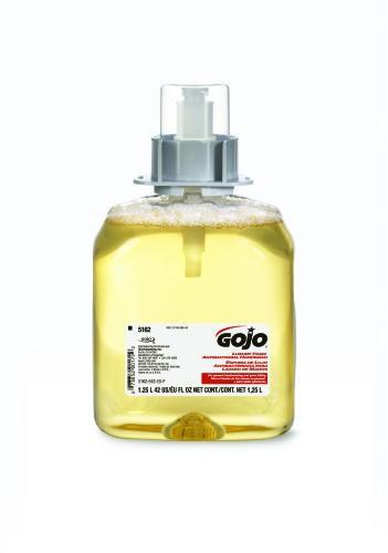 Luxury Foam Antibacterial Handwash, Orange, 1250 ml