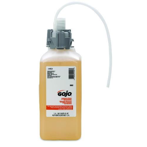 Luxury Foam Antibacterial Handwash, Orange Blossom Scent, 1.5 Liters