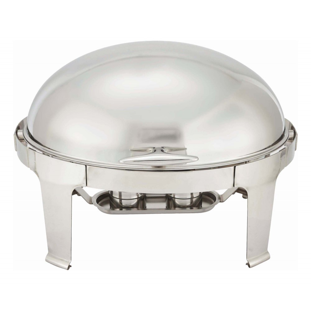 Madison Oval Roll Top Chafer 8 Qt