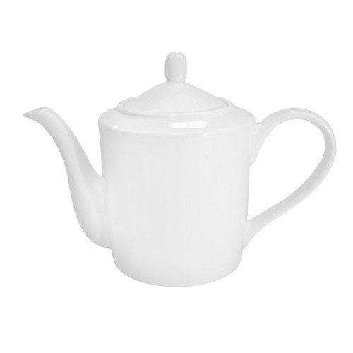 CAC China MAJ-TP Majesty Bone China Tea Pot 43 oz.