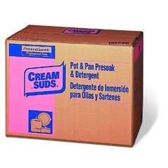 Manual Pot & Pan Detergent w/Phosphate, Baby Powder Scent, Powder, 25 lb. Box