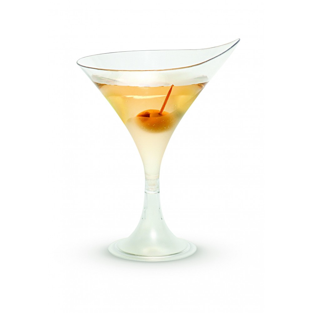 Martini Cup 5.5 oz Clear- 3.87