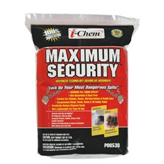 Maximum Security Sorbent, Granular, White, 1 Pound, Bag