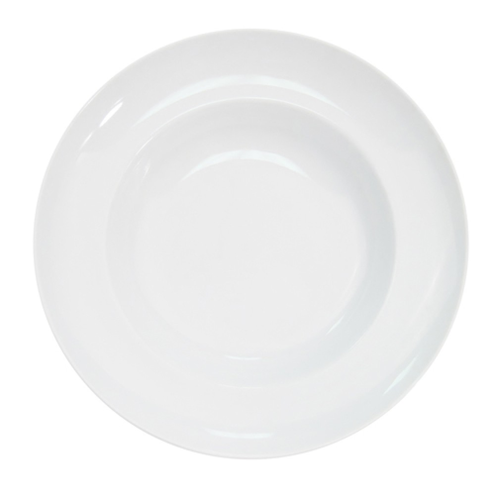 CAC China RCN-136 Clinton Mediterranean Pasta Bowl, 10 oz.
