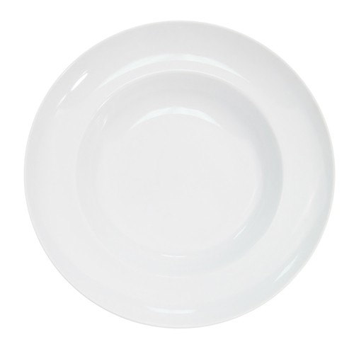 CAC China RCN-138 Clinton Mediterranean Pasta Bowl 8 oz.