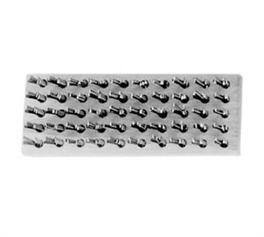Franklin Machine Products  133-1175 Medium Bristle Broiler/Grill Replacement Brush Head