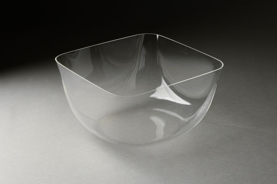 Rosseto MIB1470 Medium Clear Ice Bowl For Mod. Pod