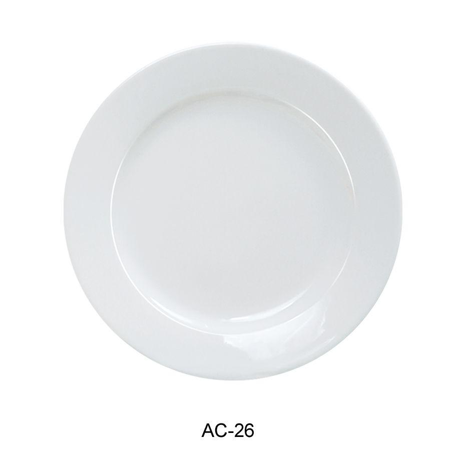 "Yanco AC-26 Abco Medium Serving Plate 16"""
