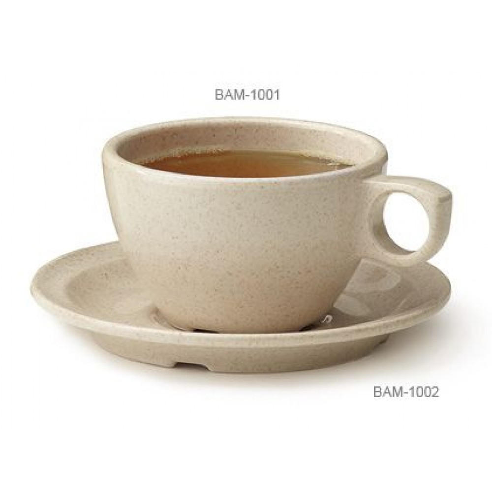 G.E.T. Enterprises BAM-1001 BambooMel 7.5 oz. Ovide Coffee Cup