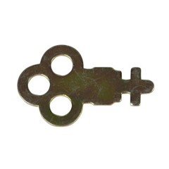 Metal Key For Metal Dispensers: T800, T1905, T1900, T1950, T1800, R1500