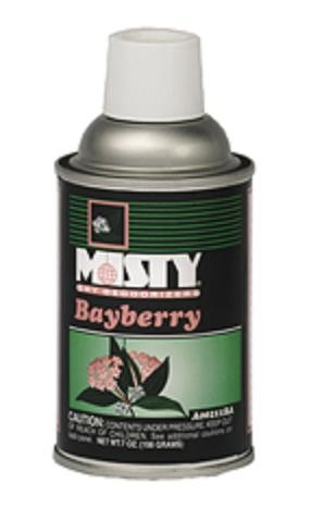 Metered Dry Deodorizer12/Cs Bayberry